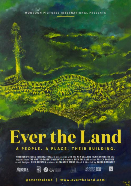 Ever the Land DVD