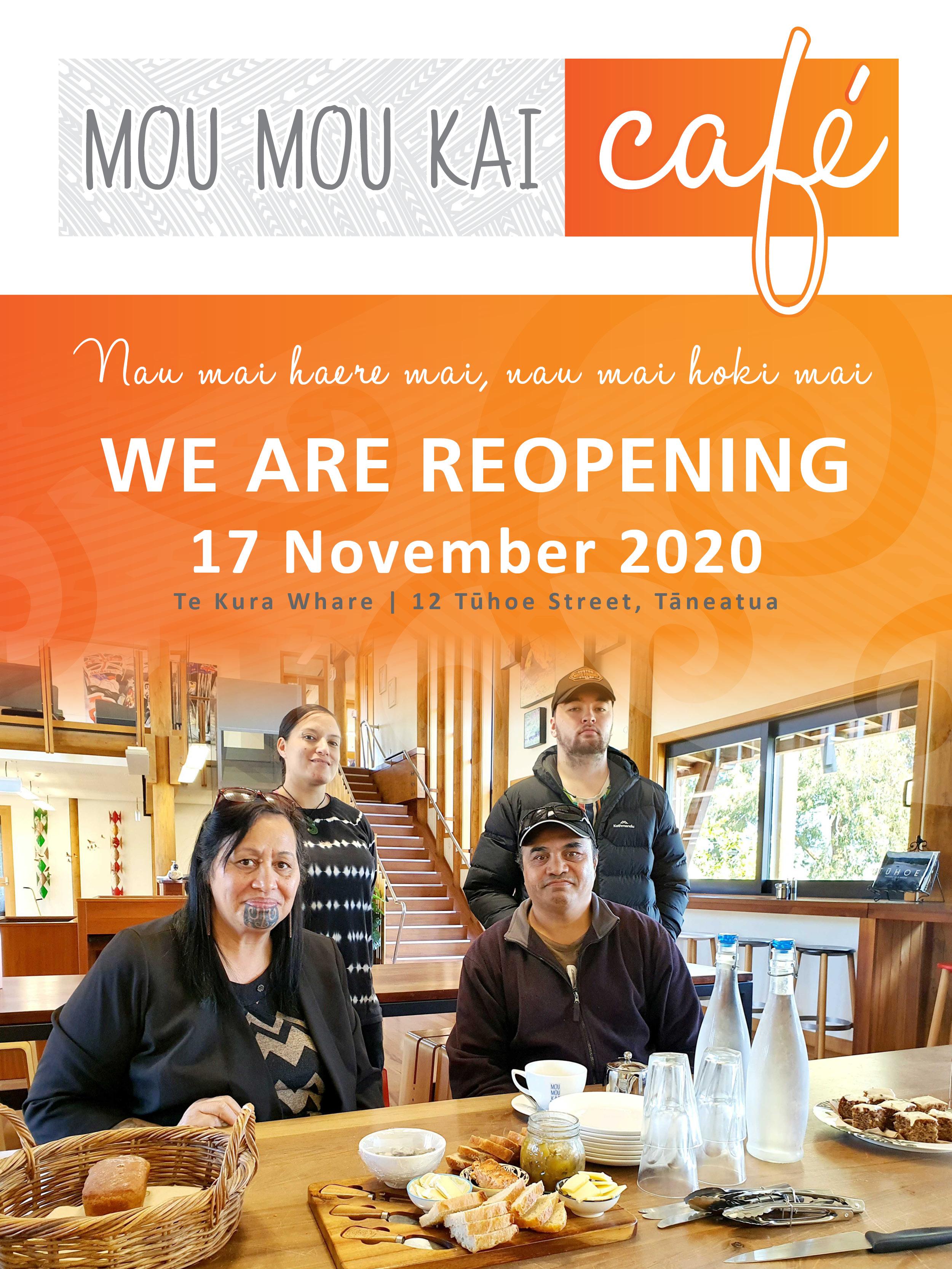 Moumou Kai Cafe Space